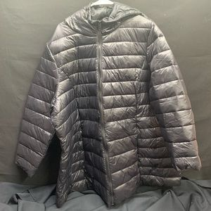 Ava & Viv Black Puffer Jacket